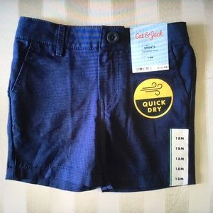 Cat & Jack 18m 2-Pack Shorts Quick Dry